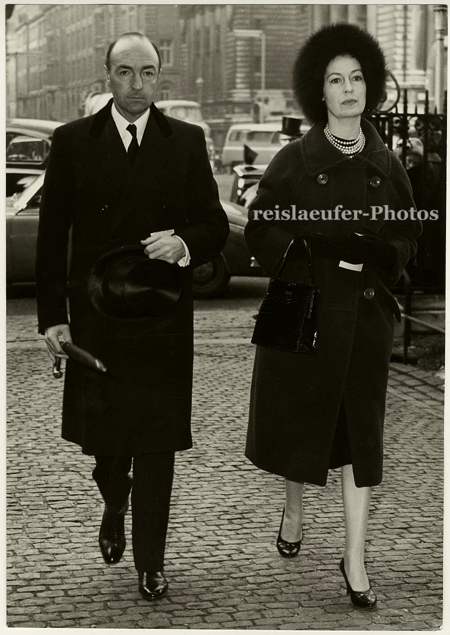 john profumo with his wife valerie hobson originalphoto